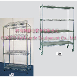 COC-607 Anti-static Circulation Cart
